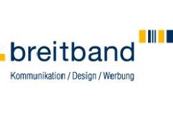 Logo - breitband - Agentur