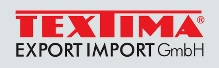Logo - TEXTIMA Export Import GmbH, Engineering Branch Chemnitz