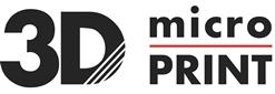 Logo - 3D MicroPrint GmbH